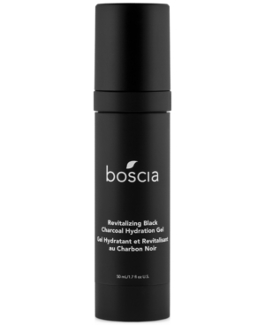 boscia Revitalizing Black Charcoal Hydration Gel, 1.7 oz.