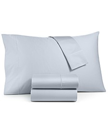 Hampton Cotton 650-Thread Count 6-Pc. Queen Sheet Set