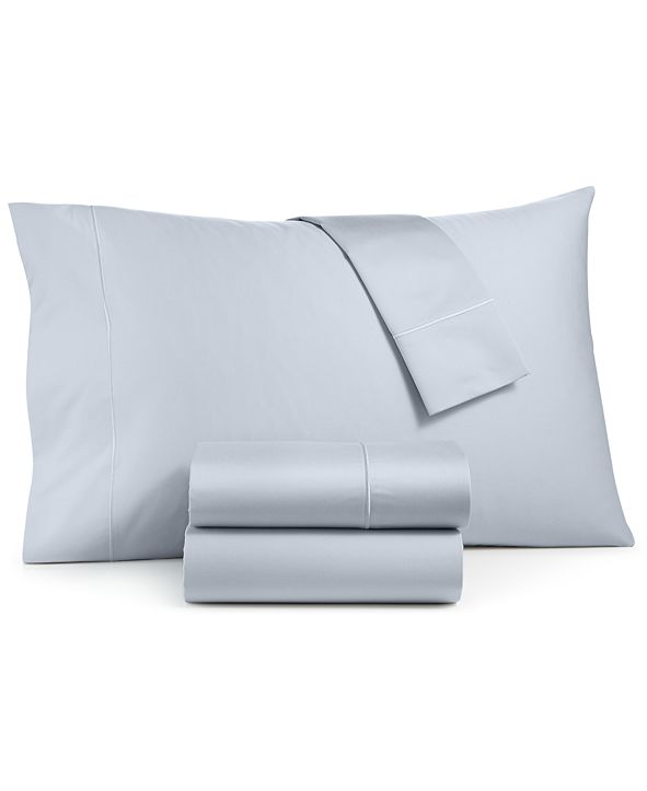 Fairfield Square Collection Hampton Cotton 650-Thread Count 6-Pc. Queen Sheet Set