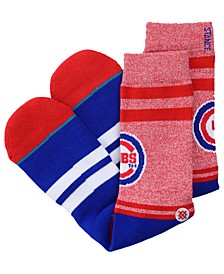 Chicago Cubs Diamond Collection Socks