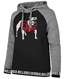 Women's Georgia Bulldogs Encore Revolve Hooded Sweatshirt