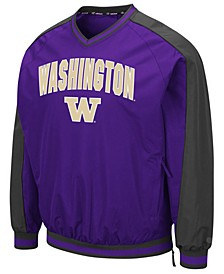 Men's Washington Huskies Duffman Windbreaker Jacket