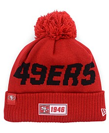 San Francisco 49ers Road Sport Knit Hat