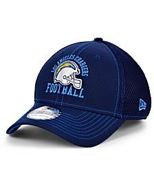 Los Angeles Chargers Vintage Helmet Neo 39THIRTY Cap