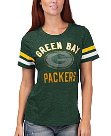 Women's Green Bay Packers Extra Point T-Shirt