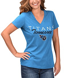 Women's Tennessee Titans Teamwork T-Shirt