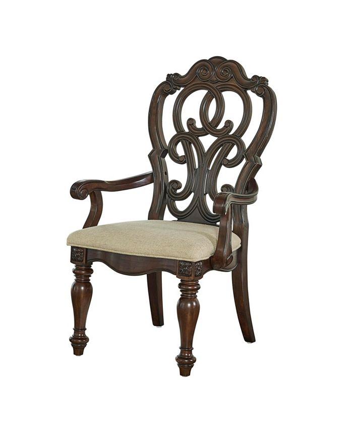 Furniture - Reya Dining Arm Chair