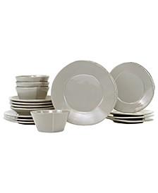 Lastra 16-Pc. Dinnerware Set, Service for 4