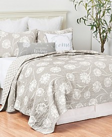 C&F Home Guinevere Quilt Set