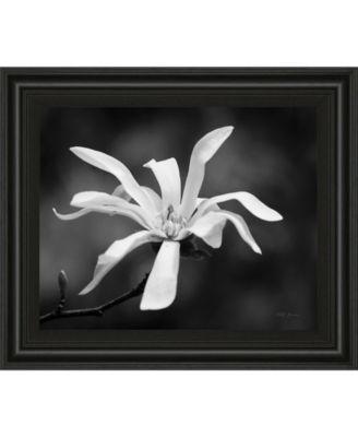 """Magnolia Dreams I by Geyman Vitaly Framed Print Wall Art, 22"""" x 26"""""""