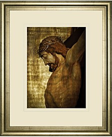 "Jesus Christ by Nito Framed Print Wall Art, 34"" x 40"""