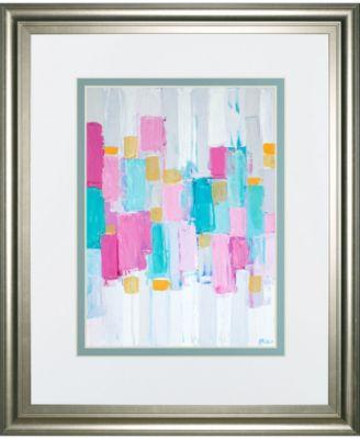 "Cool Rhizome II by Ann Marie Coolick Framed Print Wall Art, 34"" x 40"""