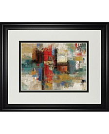 """Legends by Tom Reeves Framed Print Wall Art, 34"""" x 40"""""""