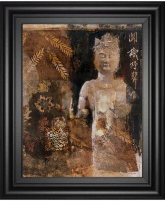 "Inner Chi III by Douglas Framed Print Wall Art, 22"" x 26"""