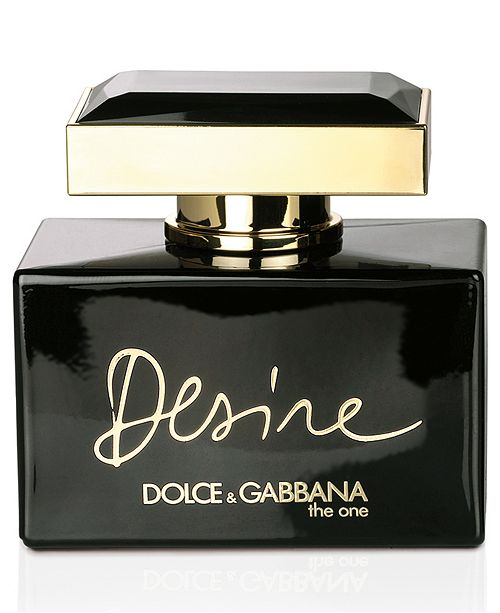 8f7d3ad9976a ... Dolce & Gabbana DOLCE&GABBANA The One Desire Fragrance Collection ...
