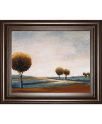 "Tranquil Plains I by Ursula Salemink-Roos Framed Print Wall Art, 22"" x 26"""