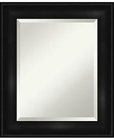 "Grand Framed Bathroom Vanity Wall Mirror, 21.75"" x 25.75"""