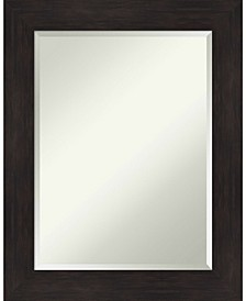"Furniture Framed Bathroom Vanity Wall Mirror, 23.38"" x 29.38"""