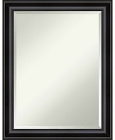 "Grand Framed Bathroom Vanity Wall Mirror, 21.88"" x 27.88"""