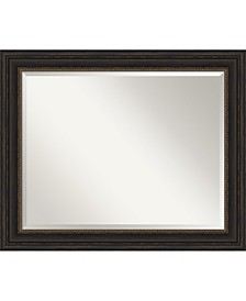 "Accent Framed Bathroom Vanity Wall Mirror, 33"" x 27"""