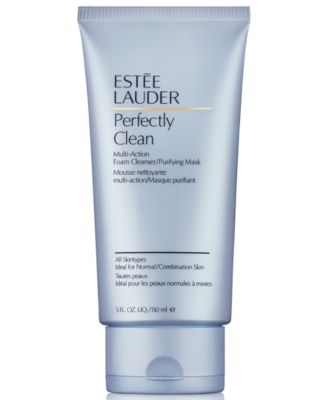 Perfectly Clean Multi-Action Foam Cleanser/Purifying Mask, 5-oz.