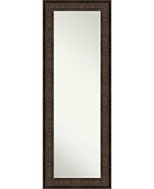 "Ridge on The Door Full Length Mirror, 19.5"" x 53.50"""
