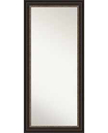 """Impact Framed Floor/Leaner Full Length Mirror, 30.25"""" x 66.25"""""""