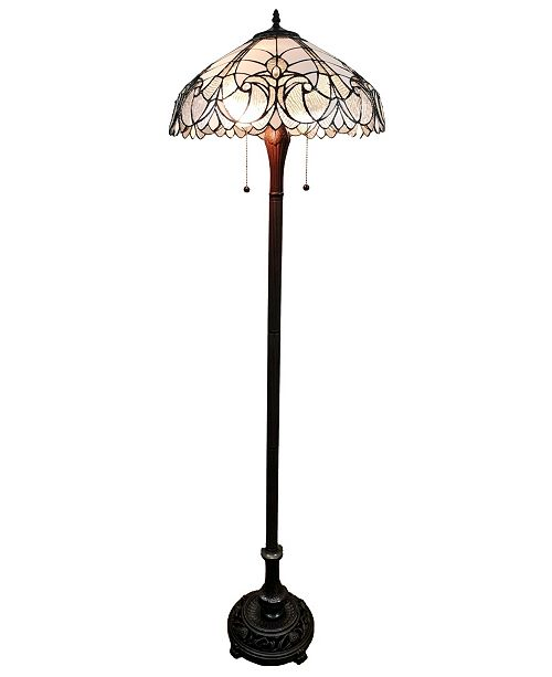 Tiffany Style Fl Floor Lamp
