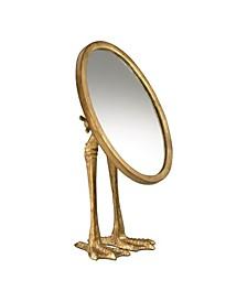Duck Leg Accent Mirror