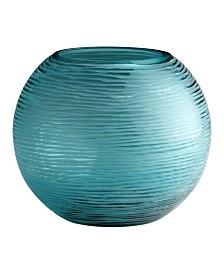 Libra Vase - Aqua Collection