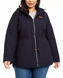 Plus Size Chatfield Hill Fleece-Lined Jacket