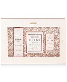 3-Pc. Rose & Palo Gift Set