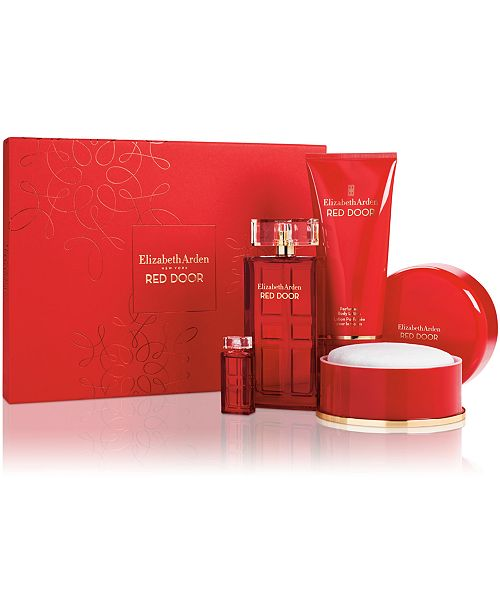 Elizabeth Arden 4-Pc. Red Door Eau de Parfum Gift Set
