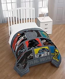 Classic Reversible Twin Comforter