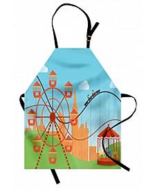 Ferris Wheel Apron