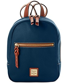 Pebble Leather Ronnie Backpack