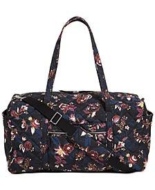 Performance Twill Iconic Large Travel Duffel