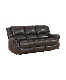 """Amelia 87"""" Recliner Sofa"""