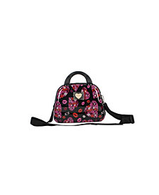 Betsey Johnson Travel Cosmetic Case
