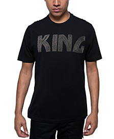 Men's King Chain Graphic T-Shirt