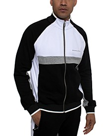 Men's Colorblocked Track Jacket