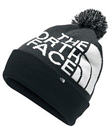 Big Boys Logo Pom Pom Hat