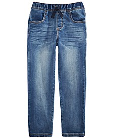 Little Boys Baxter Stretch Jeans, Created For Macy's