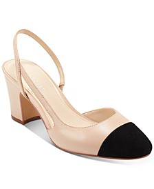 Women's Laynie Slingback Pumps
