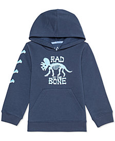 Jem Toddler Boys Rad To The Bone Hoodie