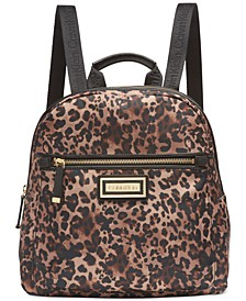 Belfast Leopard Backpack