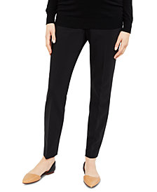 Isabella Oliver Maternity Straight-Leg Dress Pants
