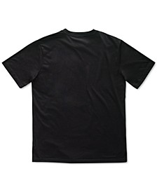 Men's Comic Book Logo Graphic T-Shirt