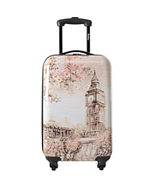 """Live It Up 20"""" Carry-On Luggage"""