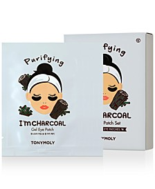I'm Charcoal Gel Eye Patch, 5-Pk.